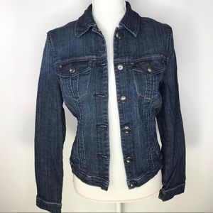 Pure Alfred Sung Jean Jacket